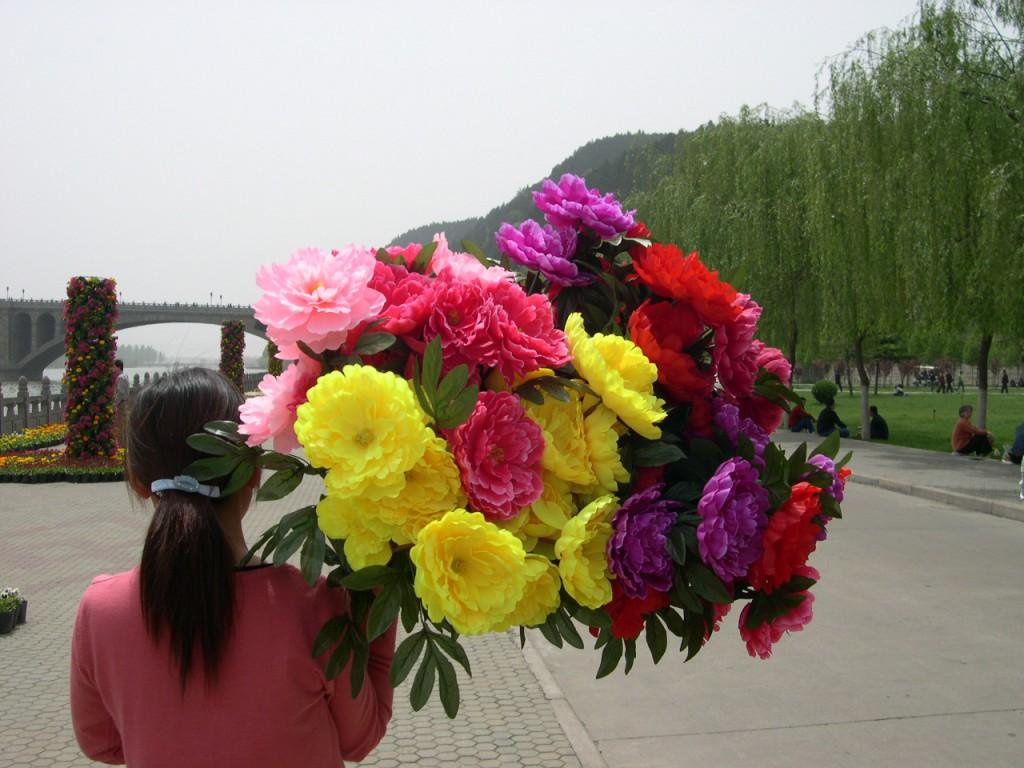 Лоян -праздник пионов